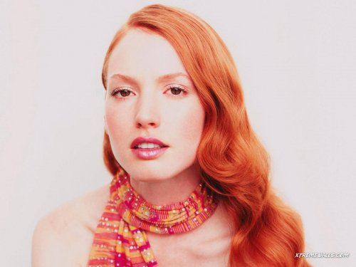Alicia Witt - before