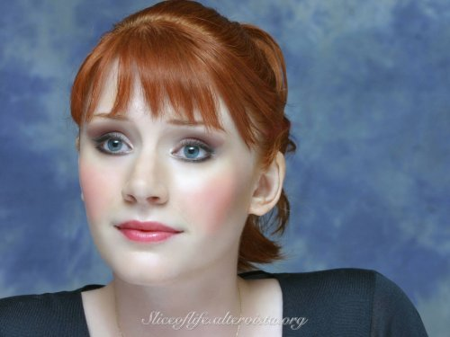 Bryce Dallas Howard - after