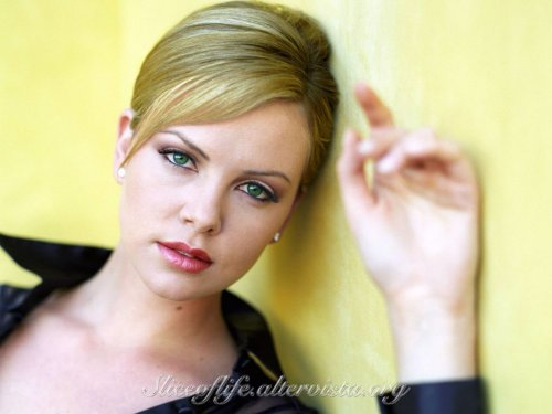 Charlize Theron - after