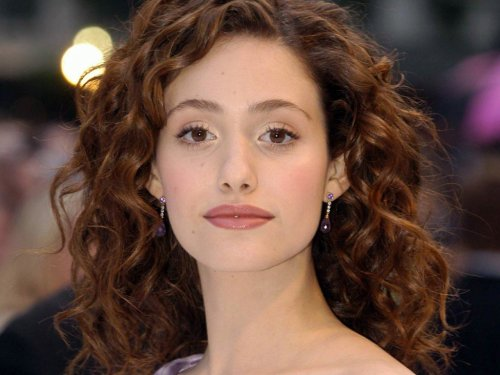 Emmy Rossum - before