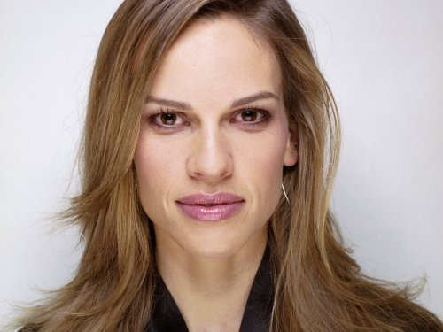 Hilary Swank - Before