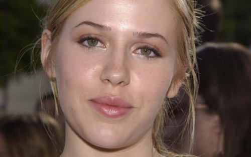 Majandra Delfino - before
