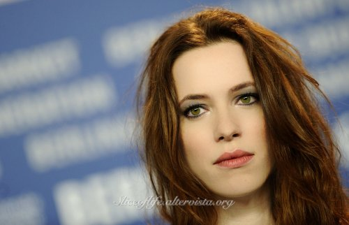 Rebecca Hall - after
