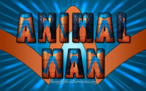 Animal Man (Justice League/Forgotten Heroes)