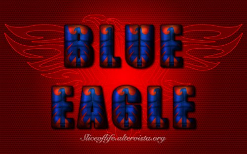 Blue Eagle (Squadron Supreme)