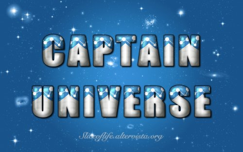 Captain Universe (Guardians of the Galaxy/Avengers)