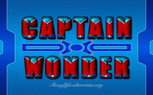 Captain Wonder (The Twelve)
